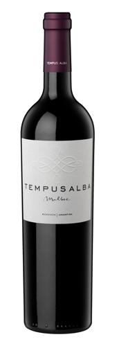 Tempus Alba Reserva Malbec 2017