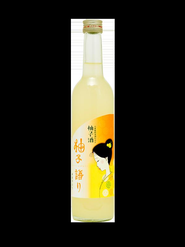 """CHIYOMUSUBI Fruit Cooler """"Yuzugatari"""