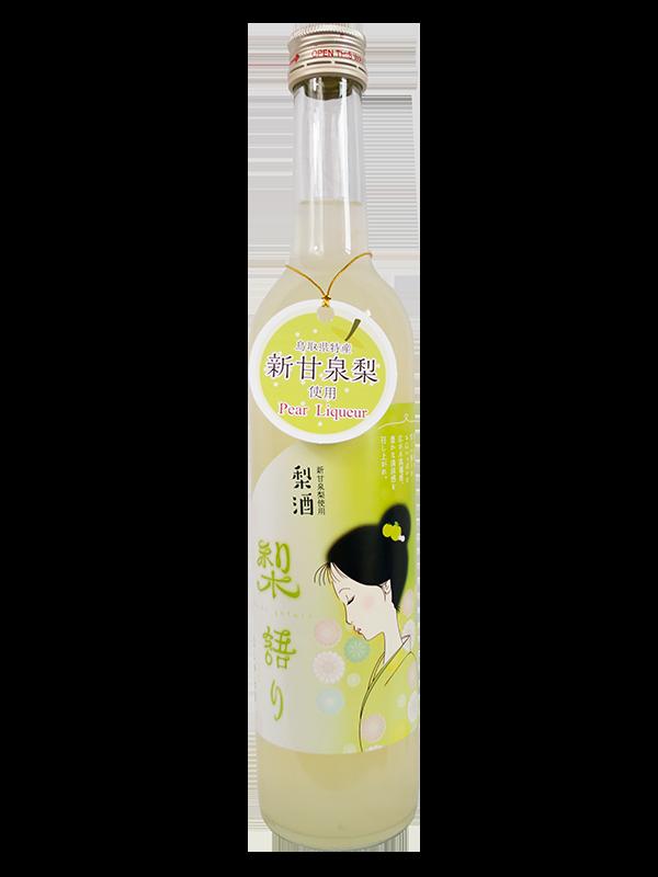 """CHIYOMUSUBI Fruit Cooler """"Nashigatari"""