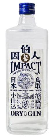Chiyomusubi IMPACT  因伯人